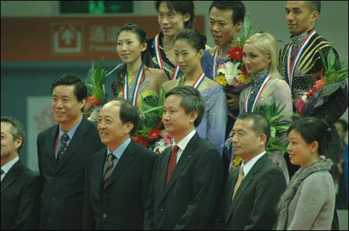 三星冰舞华彩携手南京世界花样滑冰大奖赛