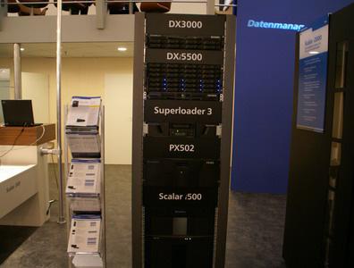 科技时代_CeBIT2007图文:Quantum产品