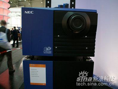 科技时代_CeBIT2007:NEC新品音箱