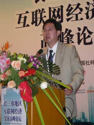 科技时代_图文:社会科学院信息化研究中心秘书长姜奇平