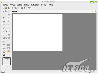 画笔比较好工具,拥有近百种图形样式,类似microsoft office中的word图片