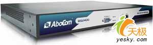 节省投资成本AboCom推出MG2400邮件服务器
