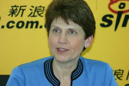 IBM软件女性决策第一人:每天愉快工作才开心(2)