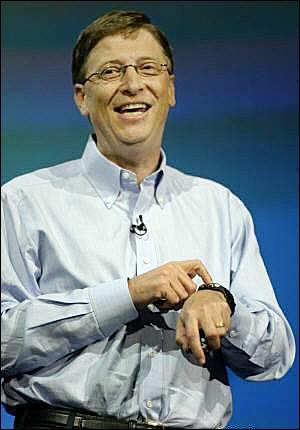盖茨访谈:微软2010年推新Windows系统