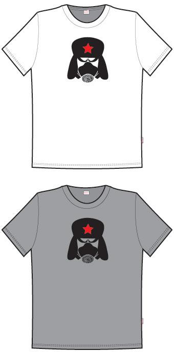 清华美院雷磊t恤设计
