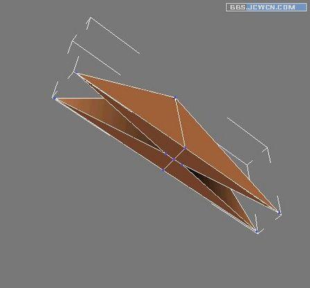 创意千纸鹤制作步骤图解