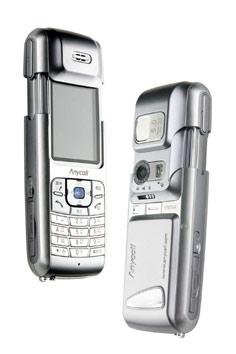 三星500万像素拍照手机露面 可与电视机连接