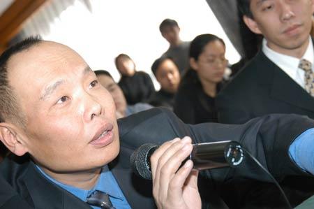 科技时代_图文:史炜称运营商没有必要争拿3G牌照