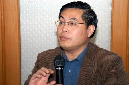 科技时代_图文:吕廷杰称上马3G不要怕没业务