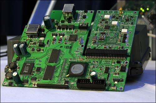 组图:英特尔推出WiMax芯片