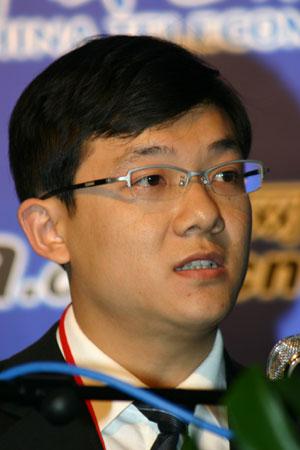 科技时代_图文:中兴通讯3G业务产品总监武世勇演讲
