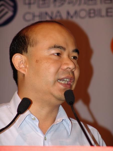 科技时代_信产部谢远生副局长谈中国3G频率分配进展(图)