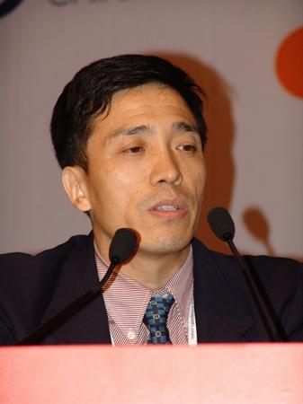 科技时代_联通移动通信业务部副总经理张忠平谈3G思路