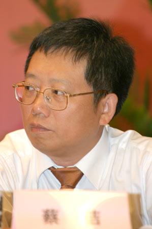 科技时代_图文:中国联通增值业务部副总经理蔡佶