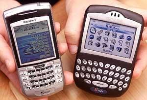 科技时代_Blackberry手机官司牵动美国400万用户神经