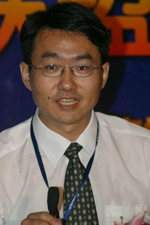 科技时代_图文:华为技术公司中国区市场副总工张海