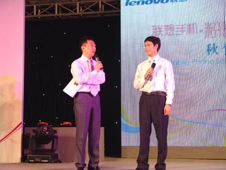 科技时代_联想移动渠道市场部总经理倪国涛与主持人对话