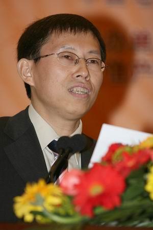 科技时代_图文:通信产业报社总编辑辛鹏骏主持