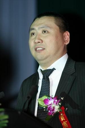 科技时代_图文:爱立信大中华区市场与战略规划部卢勇
