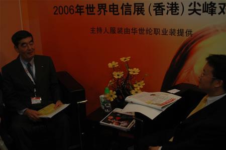 科技时代_尖峰对话:日本OKI信息通信首席代表前田裕