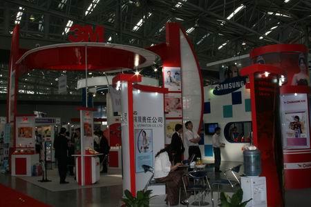 科技时代_3M展台