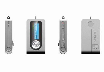 新品冲击音频市场英华ok推出六款全新mp3