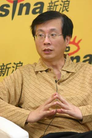 谢文谈离职和讯:互联网很刺激不会重复历史