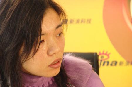 网络红娘小龙女聊婚恋交友网站:找对象要大胆
