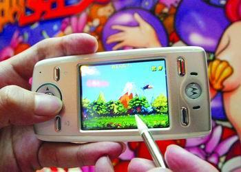 盛大与摩托罗拉合作欲将游戏移至手机平台