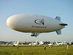 俄罗斯热气艇创造飞行速度最快世界纪录(图)