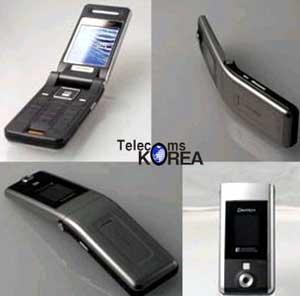 CeBIT:泛泰将展出40款新型手机(组图)
