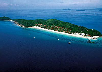 组图:福布斯2006世界最昂贵私人岛屿排行榜
