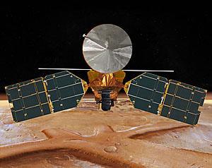 美火星勘测轨道飞行器入轨时间大揭秘(组图)