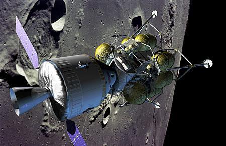 《时代》杂志独家披露:美国人如何重返月球