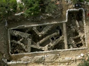 考古发现2千年前犹太人反抗罗马侵略的地道