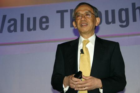 周伟�j与蓝海战略作者于IBM论坛谈创新(图)
