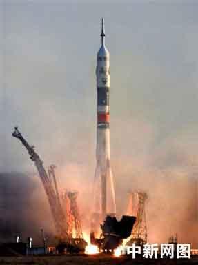 俄联盟载人飞船抵达国际空间站并完成对接