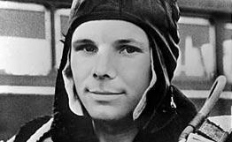 人类航天45周年:纪念首位宇航员加加林(图)