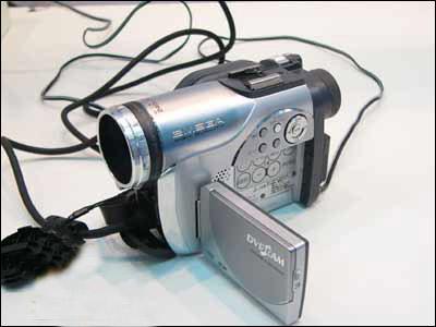 春意昂然当红新品DVD数码摄像机导购(4)