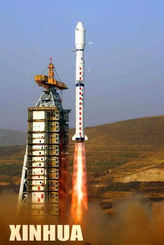 太原卫星中心今日成功发射遥感卫星一号(图)