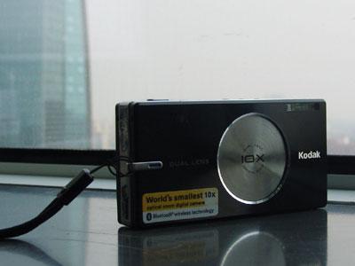便携式蓝牙长焦数码相机柯达V610简评
