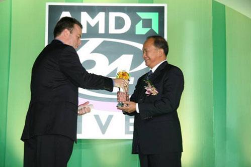 吴宇森出席台北Computex盛赞AMDLivePC