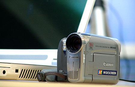 拍照拍片两相宜佳能MVX430试用体验