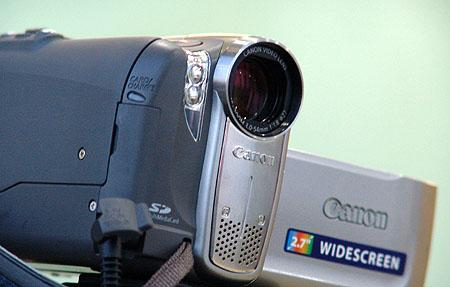 拍照拍片两相宜佳能MVX430试用体验(3)