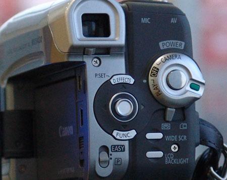 拍照拍片两相宜佳能MVX430试用体验(5)