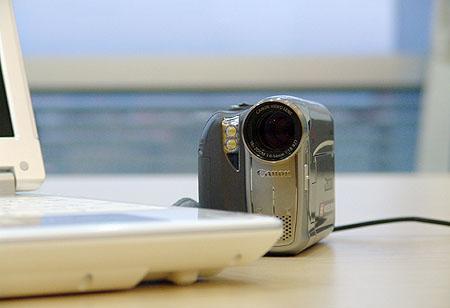 拍照拍片两相宜佳能MVX430试用体验(9)