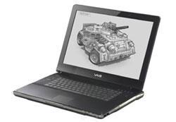 高性能坦克索尼蓝光笔记本AR18CP测试