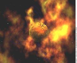 宇宙中恒星十大谜团从超新星到黑洞(组图)