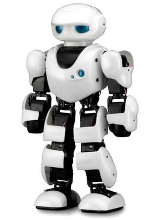 可爱的机器人ManoiAT01将量产面世