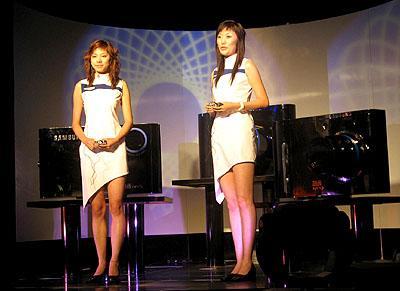 三星推出蓝调NV系列新品定位高端时尚